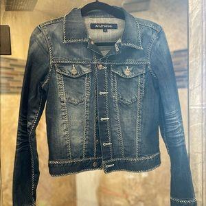 Driftwood Jean jacket